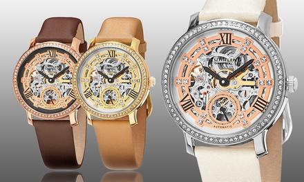 Stührling Original Women's Automatic Luxury Dress Watch