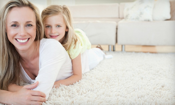 Green Heat Services - Piedmont: Carpet Cleaning for One- or Two-Story House from Green Heat Services (Up to 75% Off)