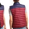 Indigo Star Men's Quilted Vest (Size M)