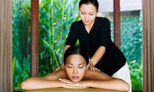The Raven Spa: $89 for a Rockstar Package with Salt Scrub, Thai Massage, and Face Mask at The Raven Spa ($185 Value)