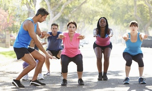 Terrafit Training: 5 or 10 Open Classes, or 5-Week Boot Camp Class at Terrafit Training (Up to 61% Off)