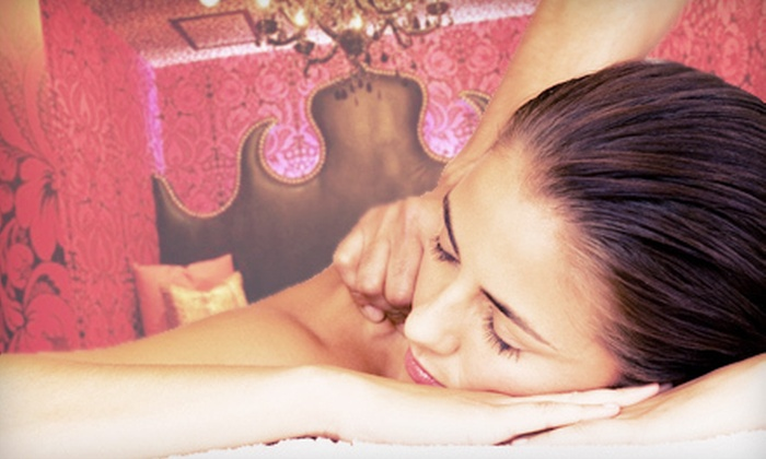 1160 Hair - Bay Harbor Islands: 60-Minute Swedish Massage or Spa Package with Swedish Massage and Facial at 1160 Hair (Up to 53% Off)