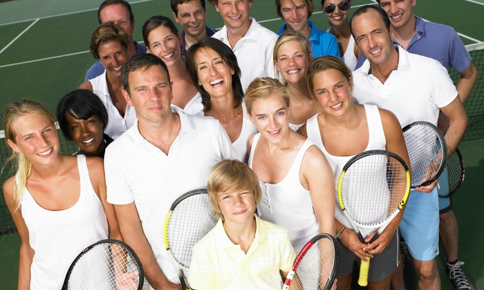 Long Island Tennis Coach - Albertson: $85 for $160 Worth of Tennis — Long Island Tennis Coach