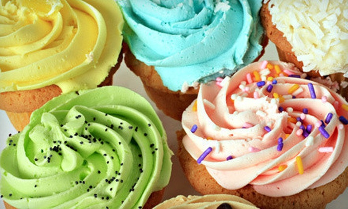 Sinsational Cakes Bakery - North Richland Hills: Cupcakes, Cakes, and Sweets at Sinsational Cakes Bakery (Half Off). Two Options Available.