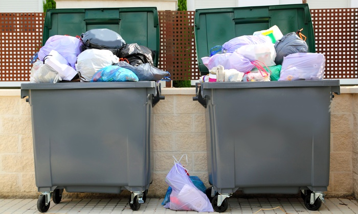 You Move We'll Clean Up - Chicago: $89 for 4 Cubic Yards of Junk Removal from You Move We'll Clean Up ($200 Value)