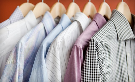 $20 for $40 Worth of Dry Cleaning from Chuong's Cleaners