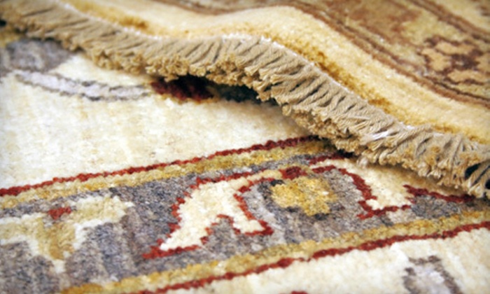 Korkmaz Rugs & Flooring - Rutherford: Area Rugs or Area-Rug Cleaning at Korkmaz Rugs & Flooring (Up to 88% Off)