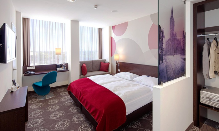 Ste webers das hotel im ruhrturm be groupon for Hotel design bs as