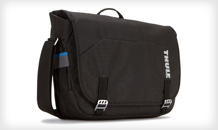 $50 for a Thule Crossover 15-Inch-Laptop Bag | Groupon