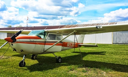 $99 for a Discovery Flight Package at Falcon Flight Center ($200 Value)