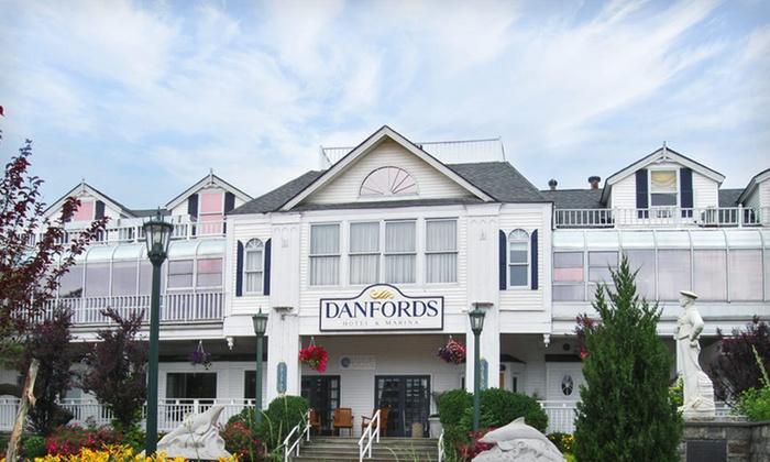 Danfords Hotel & Marina - Port Jefferson, NY: One- or Two-Night Stay at Danfords Hotel & Marina in Port Jefferson, NY
