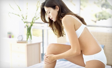 Six Laser Hair-Removal Treatments on a Small, Medium, or Large Area at LaserDerm MedSpa & Wellness (Up to 92% Off)