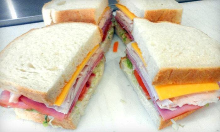 Kowalski's Deli - Spokane: Handmade Deli Sandwiches, Salads, and Drinks at Kowalski's Deli (Up to 51% Off). Three Options Available.