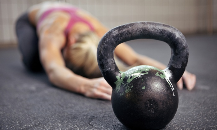 Dragon Gym - Dragon Gym - Strength and Conditioning: 5 or 10 Adult Muay Thai Kickboxing, Yoga, or Kettlebell Classes at Dragon Gym (Up to 80% Off)