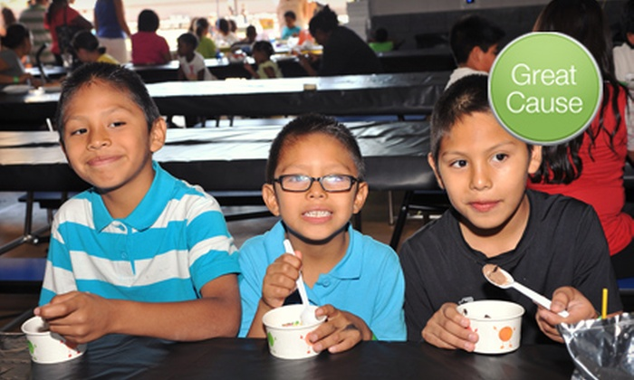 ICAN: $10 Donation to Help Feed Youth After School