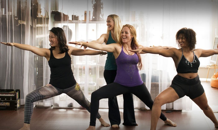 Veda Yoga Center - Palms: 10 or 20 Yoga Classes or One Month of Unlimited Yoga Classes at Veda Yoga Center (Up to 62% Off)