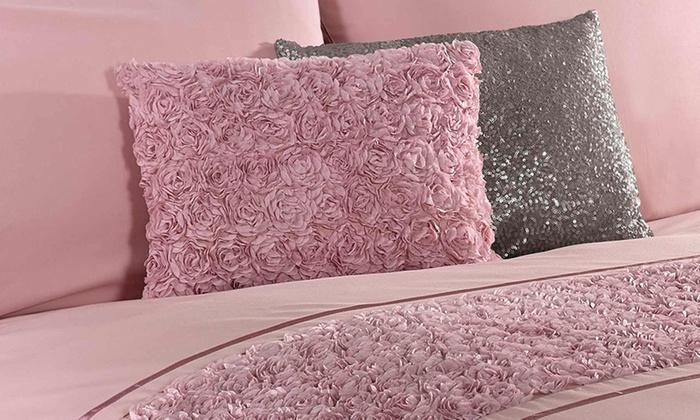 Belle maison duvet sets groupon for City chic bedding home goods