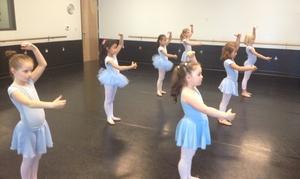 Evergreen Dance Academy: Four Dance Classes from Evergreen Dance Academy (65% Off)