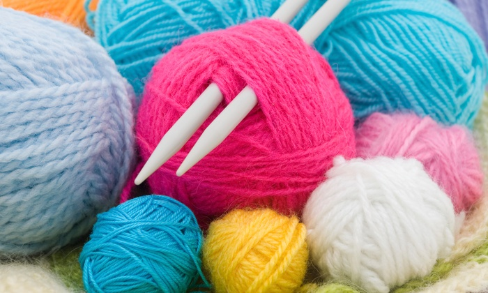 Tempe and Arizona Yarn & Fiber - Multiple Locations: $16.99 for a Three-Hour Learn to Knit Class at Tempe Yarn & Fiber or Arizona Yarn & Fiber ($35 Value)