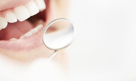 $40 for $75 Worth of Dental services at Smiles on Bristol Dentistry