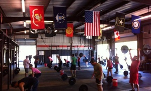 Crossfit Palm Harbor: Four Weeks of Unlimited CrossFit Classes at Crossfit Palm Harbor (88% Off)
