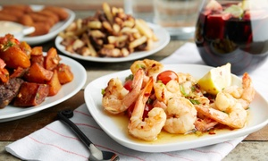 Casona: Three Groupons for $20 Worth of Latin Cuisine, or Two Cocktails Paired with Two Tapas at Casona (Up to 48% Off)
