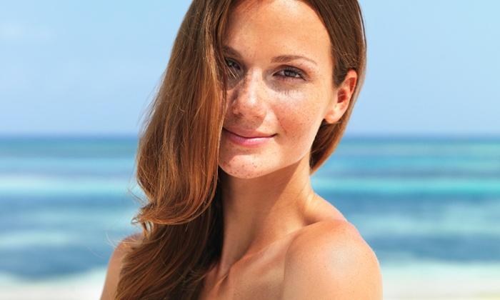 Monique Powers Beauty Boutique - Santa Monica: Facials or Peels with Skincare Products at Monique Powers Beauty Boutique (50% Off). Three Options Available.