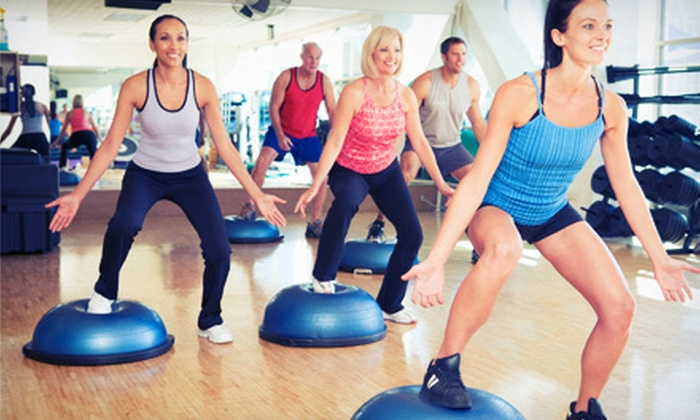The Wellness Center of Northwest Jersey - Randolph: 12 or 24 Pilates, Yoga, or Cardio Classes at The Wellness Center of Northwest Jersey (Up to 86% Off)
