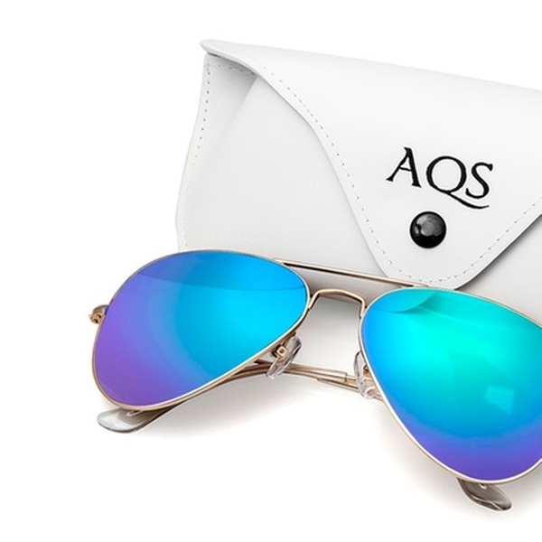 3769028cb6a2 Aquaswiss James Unisex Aviators in Choice of Colour for £29 With Free  Delivery (90% Off). James Unisex Mirrored Aviators