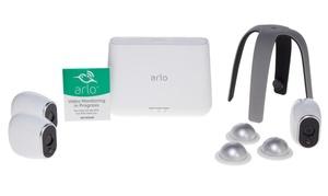 Arlo 3-Camera Indoor/Outdoor Security System