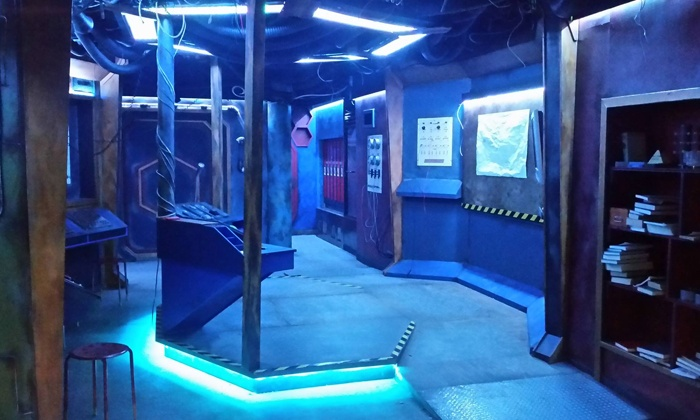 Riddle Room: Starship - Nicollet Island: Room-Escape Adventure for 2, 4, 6, or 10 at Riddle Room: Starship (Up to 48% Off)