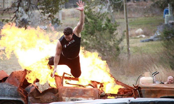 Stunt Ranch - Dripping Springs-Wimberley: $132 for Special Effects and Pyrotechnics Workshop at Special FX International ($250 Value)