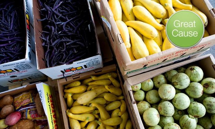 San Francisco and Marin Food Banks: $10 or $25 Donation to San Francisco and Marin Food Banks