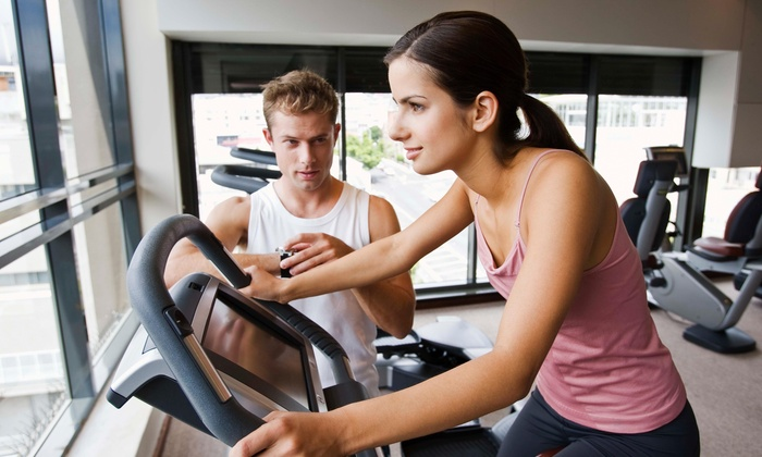 Maxfit Health And Fitness - Orlando: $26 for $85 Worth of Conditioning — maxfit heath and fitness