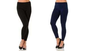 Sociology Women's Fleece Leggings (2-Pack)