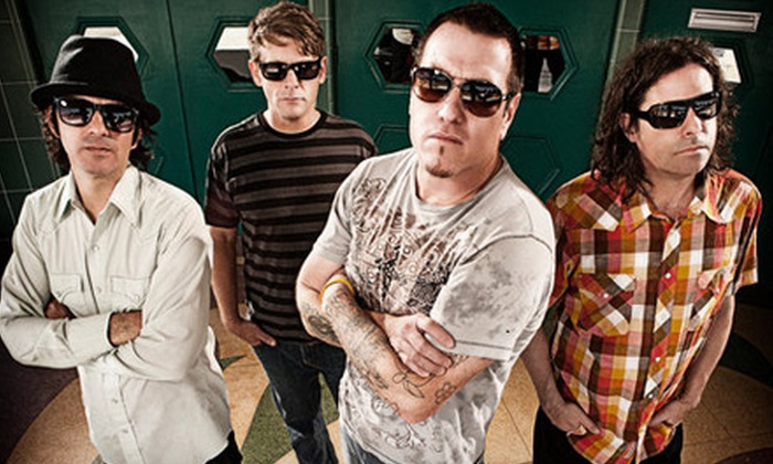 Under the Sun Tour Featuring Smash Mouth, Sugar Ray, and More - Fourth Ward: Smash Mouth: Under the Sun Tour at Time Warner Cable Uptown Amphitheatre on August 11 at 7 p.m. (Up to $34 Value)