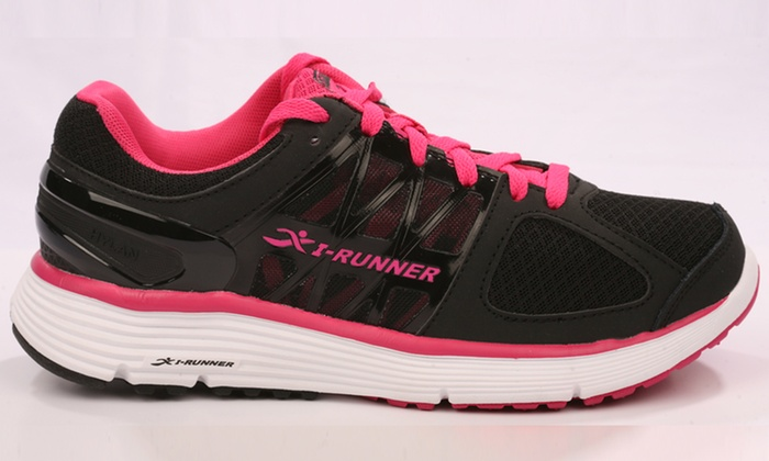 i-Runner Women's Diabetic Athletic Shoes: i-Runner Women's Diabetic Athletic Shoes. Multiple Styles Available.