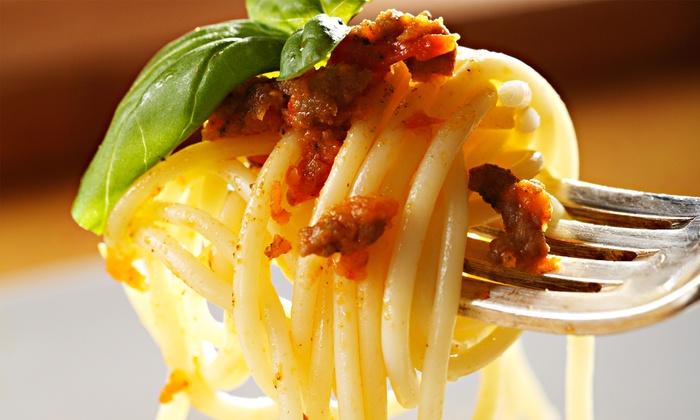 Heidi's Italian Restaurant - Inverness: Italian Cuisine and Drinks at Heidi's Italian Restaurant (Half Off). Two Options Available.