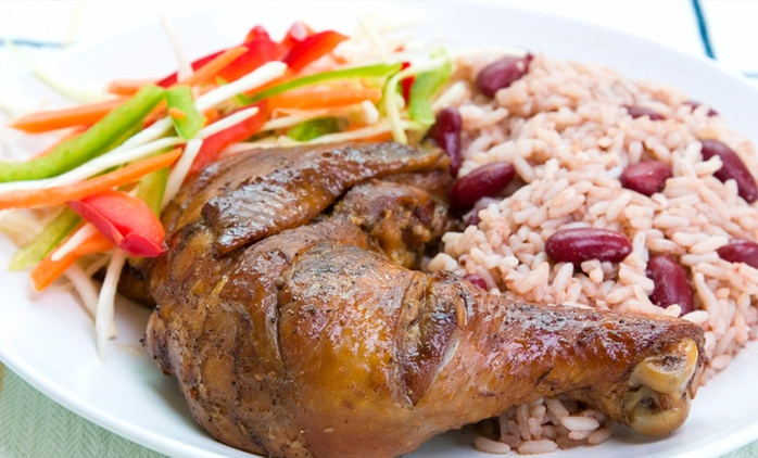 Caribbean Main and Side to Share For Two or Four from £9.90 at Cafe Alleyne's (Up to 49% Off)