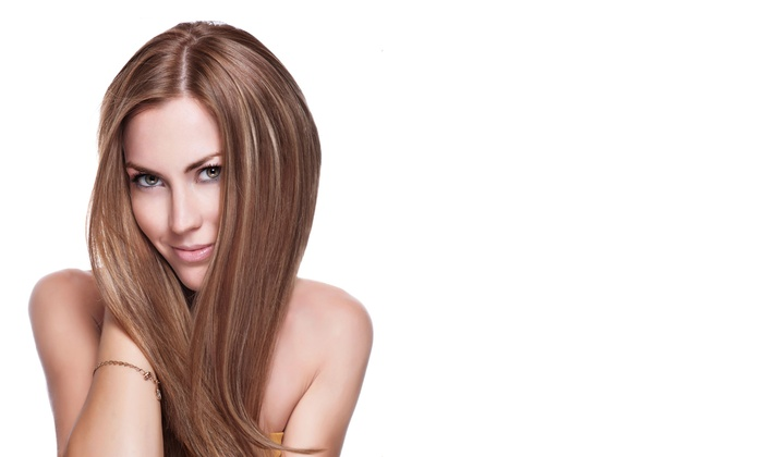 Infamous Hair - Infamous Hair: Hair Packages with Highlights at Infamous Hair (Up to 71% Off)