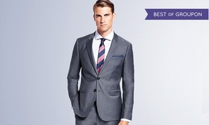 Up to 62% Off Made-to-Measure Shirts or Italian Wool Suit at Peter Parvez - Edmonton, plus 6.0% Cash Back from Ebates.