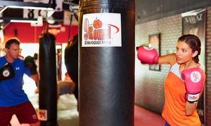 9round - Murrieta: Four Weeks of Unlimited Boxing or Kickboxing Classes at 9round Fitness (55% Off)