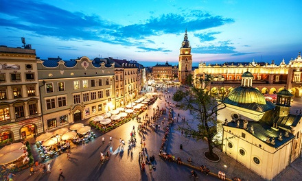 ✈ Krakow: 2 to 4 Nights at 4* Sympozjum Hotel with Return Flights and AuschwitzBirkenau Tour*