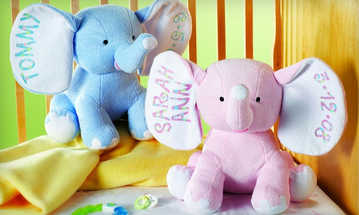 CuteKidCreations.com: $15 for $30 Worth of Personalized Children's Gifts and Toys from CuteKidCreations.com