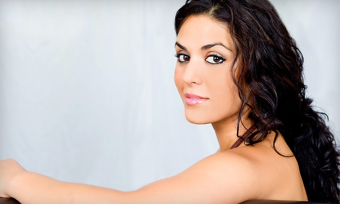 A New Image Laser and Skin Care Clinic - Garden Ranch: Three or Six Laser Skin Treatments for the Neck, Face, or Both at A New Image Laser and Skin Care Clinic (Up to 73% Off)