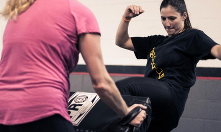 One or Two Months of Unlimited Krav Maga Classes at Santa Barbara Krav Maga Family Self Defense Center (65% Off)