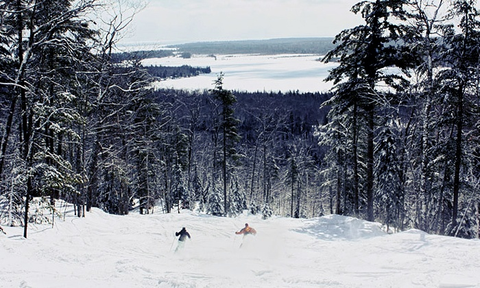 Mount Bohemia - Ixonia: $79.99 for a Three-Day Ski Pass to Mount Bohemia ($165 Value)
