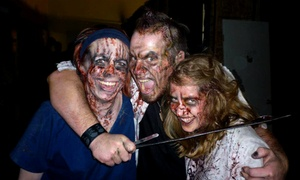 Castle of Chaos: Haunted-House VIP Fast Passes for Two or Four at Castle of Chaos (Up to 52% Off)