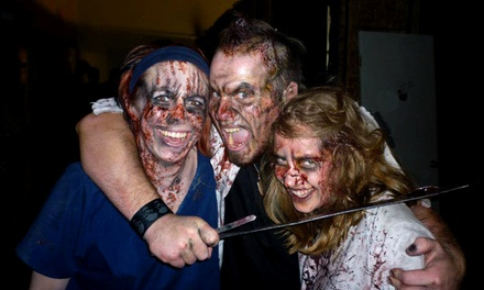 VIP Admission Tickets for One or Two to Haunted House at Castle of Chaos Through October 31 (Up to 20% Off)