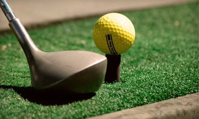 Tanglewood Lakes Golf Dome - Huffman / O' Malley: One, Three, or Five 30-Minute Indoor Golf Lessons at Tanglewood Lakes Golf Dome (Up to 60% Off)